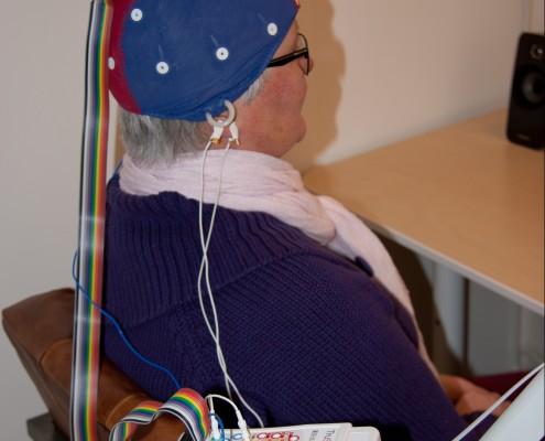 Neurofeedback training sensoren